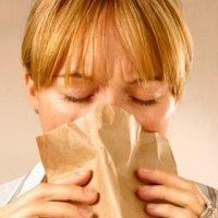 Дискомфорт в легких при всд